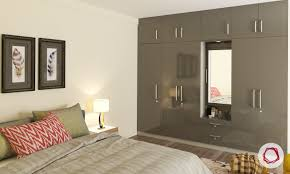 Home Interior Wardrobe Design 18 Modular Home Interiors Wud Furn Residential And