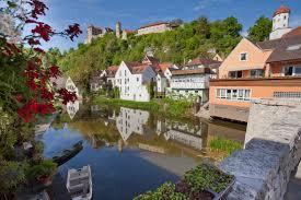 Baden Schwaben Stadt Harburg Schwaben Tourismus Und Freizeit