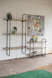 Wall Shelving Units by Wall Shelving Units U2013 Les Spectacles French Industrial