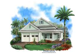 Florida House by Florida House Plan Coastal House Plan Waterfront House Plan
