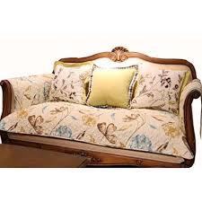 couverture canapé 1 couverture canapé style rural coton sofa serviette coussin