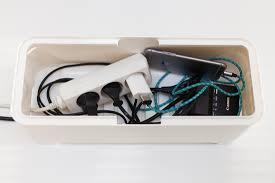 cache fil bureau cache cable pour bureau range cable bureau achat vente range pas