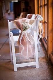 Vintage Wedding Chair Sashes Burlap Wedding Table Runners Wedding Pinterest Wedding Table