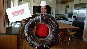Donut Halloween Costume 5 Kick Ss Creative Costume Ideas Halloween Thefashionspot