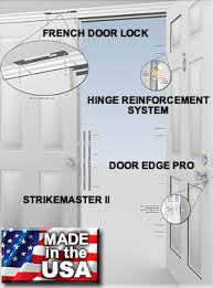 French Door Latch Options - baby safety baby proofing child senior safety products we