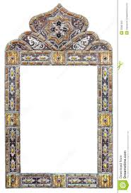 Mirror Frames Moroccan Mirror Frame Royalty Free Stock Images Image 30381359