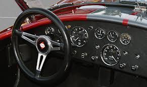 Steering Wheel Upholstery Cobra Hayst La Dash Jpg