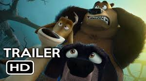 cartoon film video free download open season scared silly official trailer 1 2016 animated movie