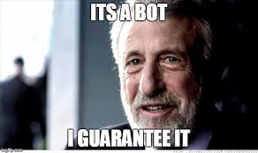 Meme Bot - as a not so attractive guy on tinder every time i get a match