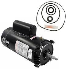 hayward max flo 2hp sp2815x20 replacement motor kit ao smith
