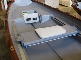 sliding seats gig harbor boat works
