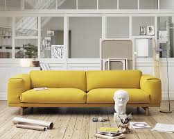 Low Modern Sofa Why The Chunky Low Sofa Has Our Attention Emily Henderson