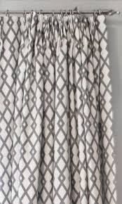 Black White Gray Curtains Smith Riad In Clove Curtains Ceilings Office Curtains