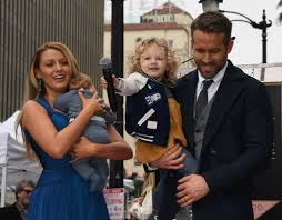 blake lively and ryan reynolds made their first public appearance