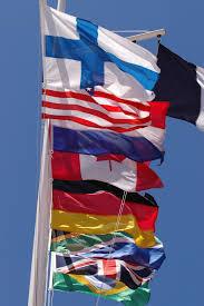 Flag Of Netherlands Free Images Flying Symbol Patriotism United States National