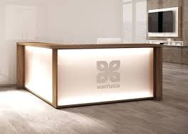 Small Salon Reception Desk Desk White Salon Reception Desk Uk White Reception Desk Curved