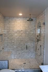 subway tile ideas for bathroom carrara subway tiles floor hexagons tile around door frame