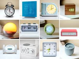 Coolest Clocks by The Best Alarm Clocks Freshome Com