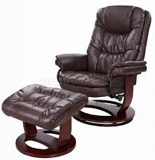 Ikea Leather Armchair Leather Chair And Ottoman Ikea