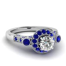 Sapphire Wedding Rings by Extraordinary Styles Of Sapphire Engagement Rings Online