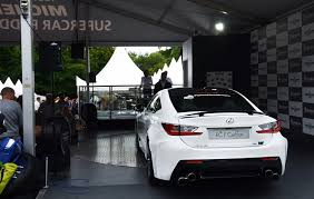 lexus rc f exhaust sound lexus rc f rc f carbon sport exhaust 2015 on quicksilver exhausts