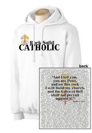 catholic store online rock solid catholic hoodie catholic store
