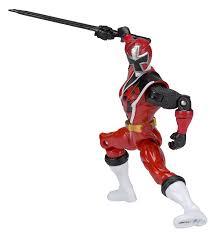 amazon power rangers ninja steel 5 red ranger action