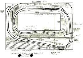 free model train layout program lionel o gauge track polar