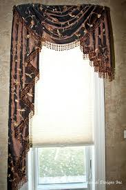 How To Make Curtain Swags Swag Valances For Windows U2013 Craftmine Co
