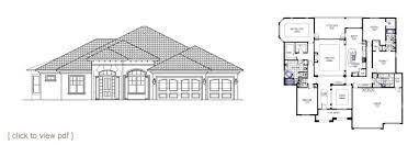 home builder plans semi custom home floor plans florida home builders