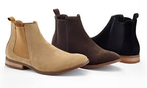adolfo francesco s chelsea boots groupon