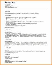 Regulatory Affairs Associate Resume Child Care Resume