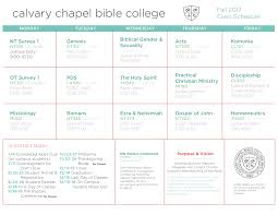 when is thanksgiving break for college students calendar calvary chapel bible college seattle