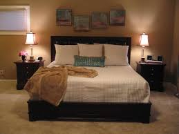 bedroom decorating ideas with additional home grey walls brown