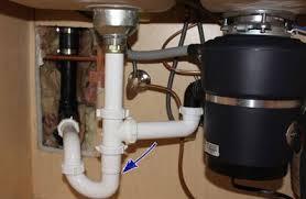 Kitchen Sink Waste Pipe How To Install A Kitchen Sink Drain