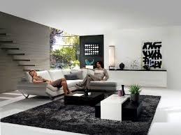 creative feng shui aquarium in living room home design