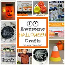 15 awesome halloween crafts the taylor house