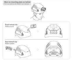 caving helmet with light best caving headl petzl trios may 2018