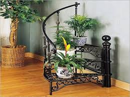Plant Home Decor by Plant Stand Inside Plant Stands Tiered Stand Best Ideas Home