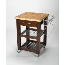Kitchen Carts Islands Utility Tables Chris U0026 Chris Pro Chef Espresso Kitchen Cart With Storage Jet1226