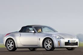 nissan small sports car the best cheap convertible cars parkers