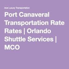 Car Rental Port Canaveral To Orlando Airport Port Canaveral Hotels With Airport Shuttles Go Port Canaveral
