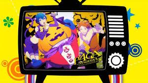 halloween dance clipart image persona 4 the golden episode 5 halloween theme jpg