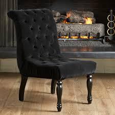 juliette tufted velvet accent chair great deal furniture