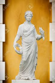 statue of greece and rome women stock photo picture and royalty