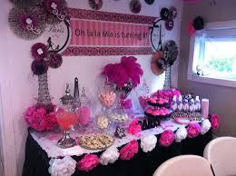 Party Decoration Ideas Paris Party Birthdays Paris Birthday And Birthday Party Ideas