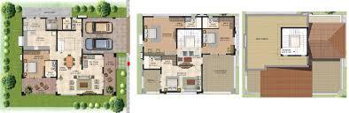 4 bhk 4201 sq ft villa for sale in prestige glenwood at rs