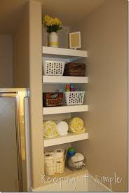 Small Bathroom Ideas Diy Diy Shelves For A Small Bathroom Diy Buildit Hometalk