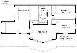 650 square feet home plan
