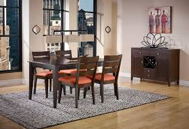 canadel gourmet custom dining customizable rectangular table set